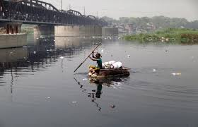 Pollution in River Yamuna